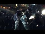 Кровавое избиение студентов на Евромайдане - черная суббота Украины ЧАСТЬ 3,1 декабря