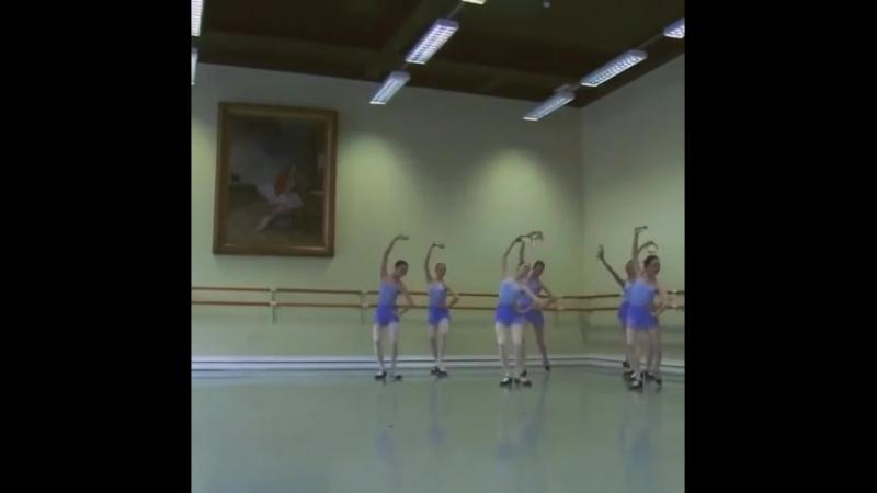 Академия Русского балета им. А.Я. Вагановой. Тарантелла