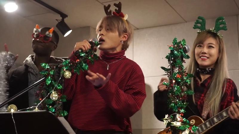 [VINCIT OMNIA X 성리 X 조엘] Christmas Carol Cover / 작당모의 1탄!