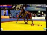 GGP-2014 / Rafig Huseynov - Zurabi Datunashvili (GEO) GR 75 kg gold medal match