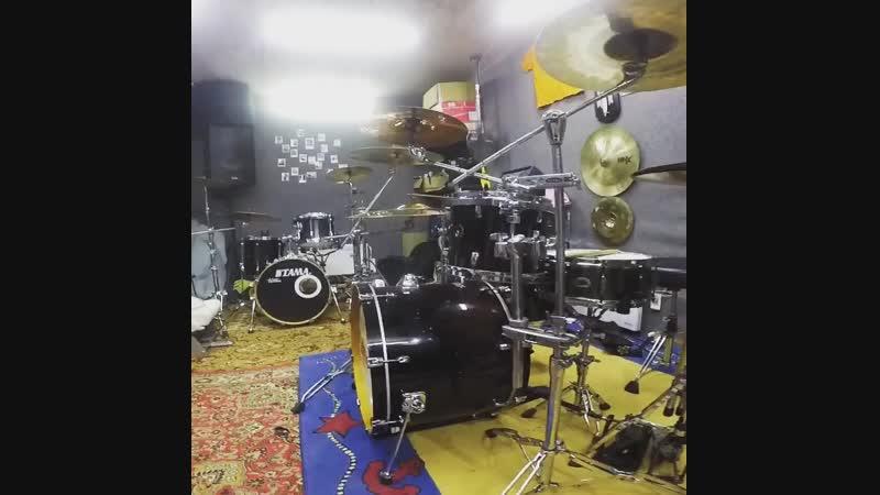 Drum kit Yermolenko