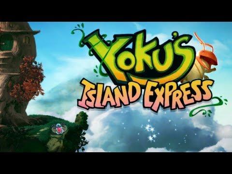 Yokus Island Express ЖУК ПОЧТАЛЬОН