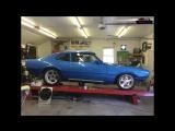 1972 Ford Maverick Restoration Project