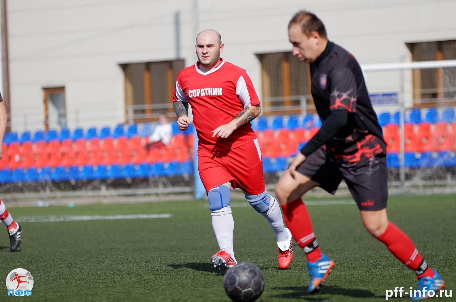 Премьер-лига ТДК. Обзор 5 тура
