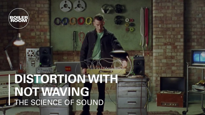 The Science of Sound Distortion with Not Waving Boiler Room Genelec
