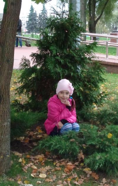 Настюшка Ковалёва, 1 августа , Витебск, id153037484