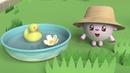 Малышарики - Новые серии - Ферма- Развивающие мультики для самых маленьких
