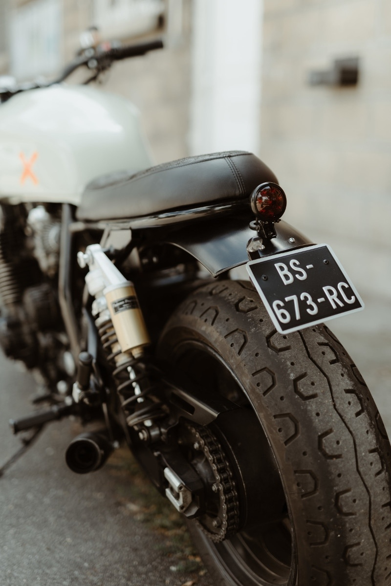 Modification Motorcycles: кастом Yamaha XJR1300 Paris Muscle