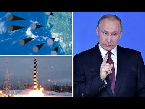 Experts Alarm - Putin's New Nuclear Weapons Risk The All World!!