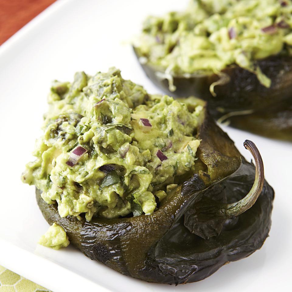 Рецепт, чтобы похудеть: Перцы перламаны с гуакамоле