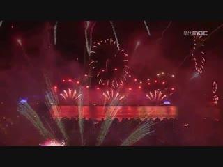 IDOL was played at the Busan Gwangalli Fireworks Festival - 방탄소년단 BTS @BTS_twt