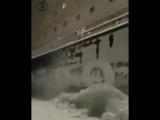 Один из самых больших ледоколов в мире