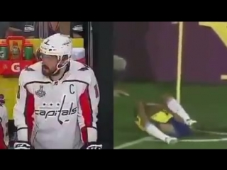 Вот почему мы любим хоккей больше, чем футбол!
