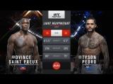 UFC FN 132 Ovince Saint Preux vs. Tyson Pedro