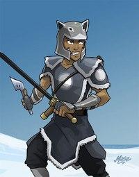Сокка - шестнадцатилетний молодой воин из Южного Племени Воды.  Он жил вместе со своей бабушкой Канной и младшей...