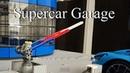 The supercar garage Lego Technic