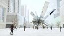 На ЗИЛе появится гигантская снежинка из стали