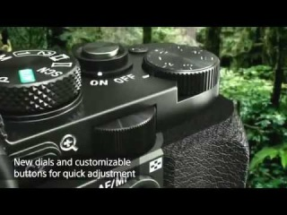 Sony A7/A7R from - Official Video