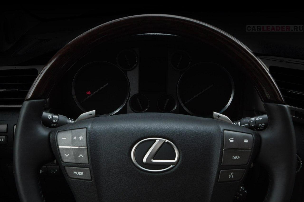 Спидометр Lexus LX 570 2012