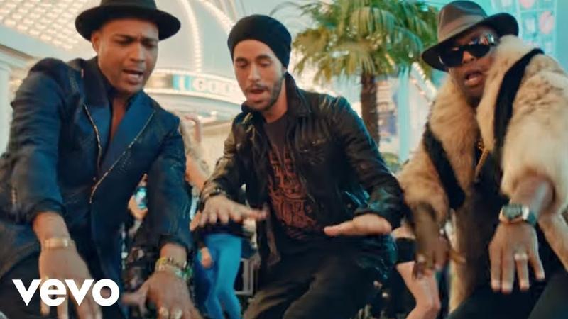 Enrique Iglesias Descemer Bueno Nos Fuimos Lejos ft El Micha Official Video