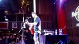 Adam Gontier - Wicked Game. Live at Hard Rock Cafe