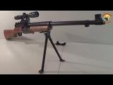 Игрушечное оружие винтовка Johnson M1941 Одесса игрушки