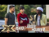 The X Factor UK 2018 - 15x13 (Judges' Houses 2)
