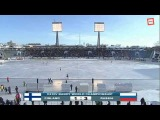 Хоккей с мячом (Бенди) - Финляндия - Россия, Bandy World Champ 2014, Irkutsk, Russia