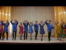 Русский-народный танец Московская кадриль
