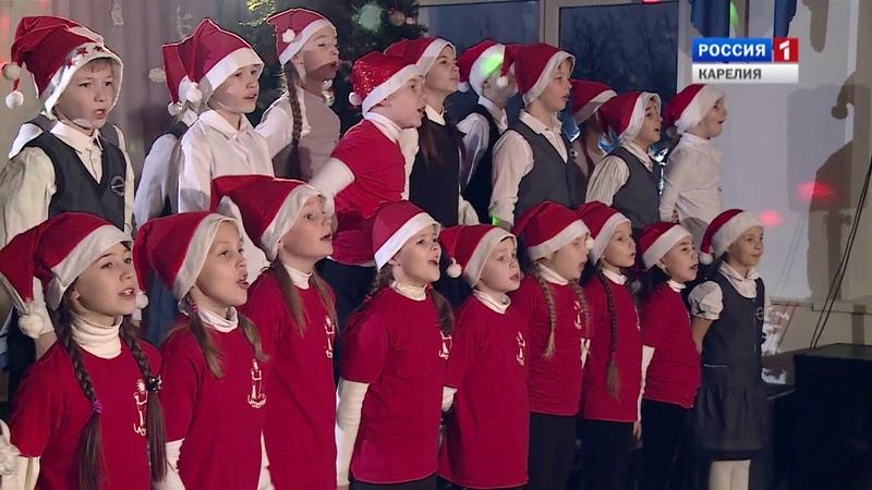 Lasten piiri 🎄 Kun Joulu on