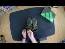 Обзор «на ногах» ЕQT Suррort ADV 'Olive'