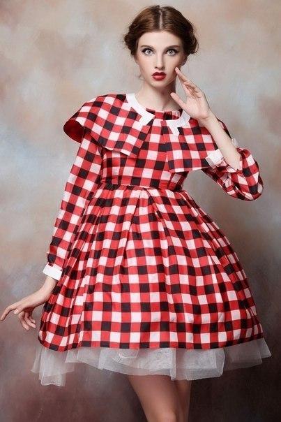 Сшить себе платье беби долл