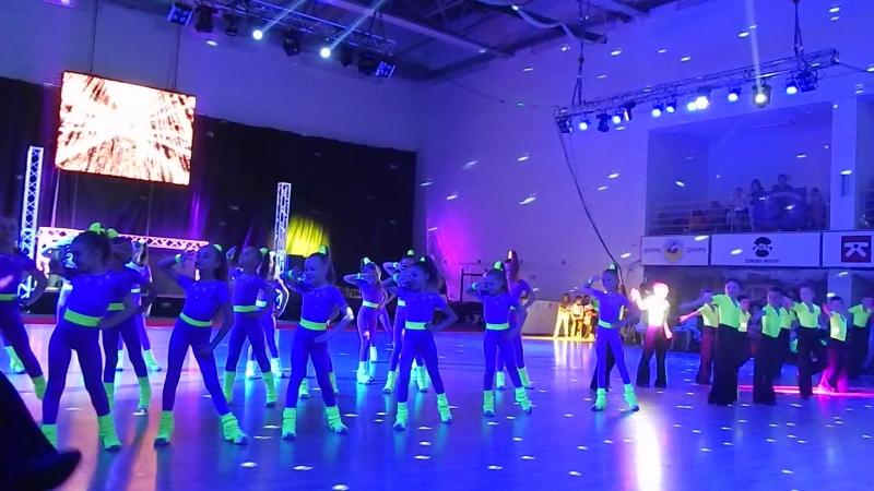 Всеукраинский Фестиваль Феерии (г.Днепр)- 20.05.2018г.-космос