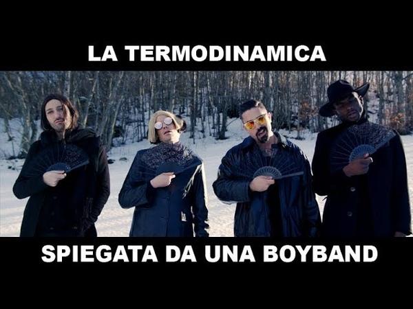 Lorenzo Baglioni - I Principi della Termodinamica feat. I Supplenti Italiani