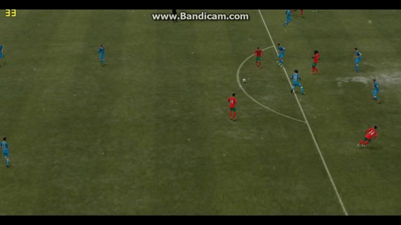 Зенит 1-3 Локомотив (Caicedo)