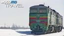Die Eisenbahn vom Baikal zum Amur (360° - GEO Reportage)
