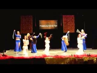 SHAMS a Raks Farah - Lebanese Pop Assaya Pressburg Dance Fest 2016 7941