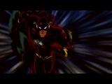The Flash vs Luthor/Brainiac