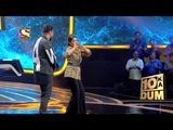 Dus Ka Dum के सेट पर Raveena Tandon और Badshah का शानदार Dance, देखे वीडियो