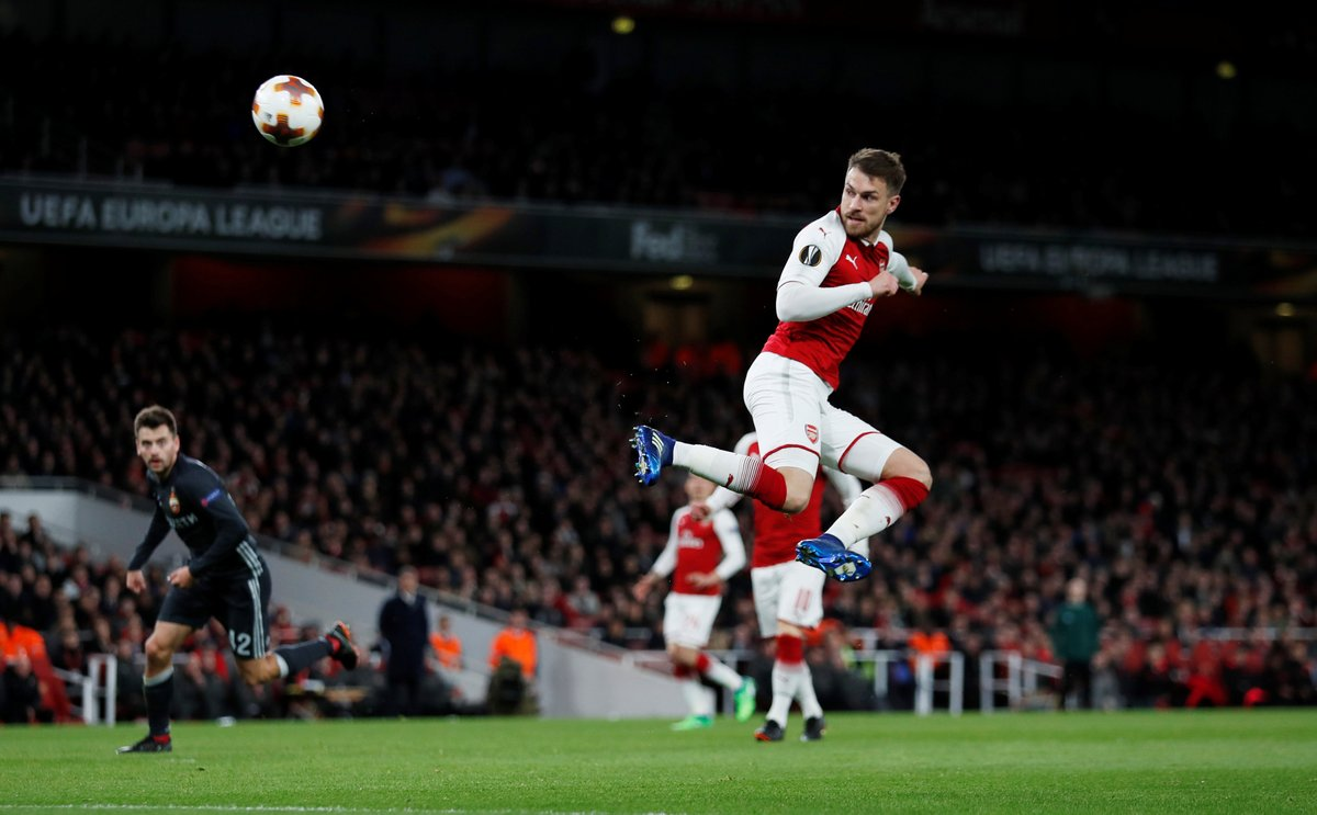 464. Arsenal FC - CSKA Moskva 4:1