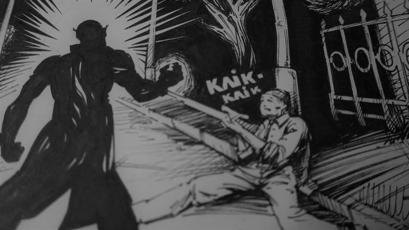 Ілюстратор Володимир Беринець про перший закарпатський комікс