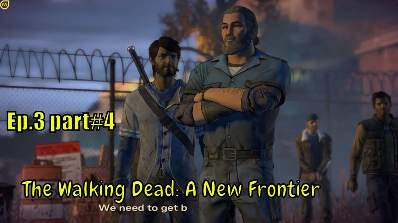 The Walking Dead: A New Frontier 😈 '' David and Javi above the law '' 👿 - Ep.3 part 4