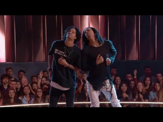 Les Twins- World of Dance 1s. [Rip by Asat]