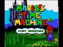 SNES Longplay 513 Mario's Time Machine