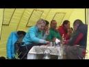 Горный туризм Треккинг в районе озера Сары Челек Западный Тянь Шань Кыргызстан Июнь