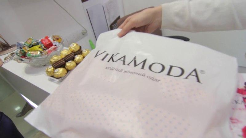 Фiрмовий магазин жiночого одягу VikaModa у Хмельницькому