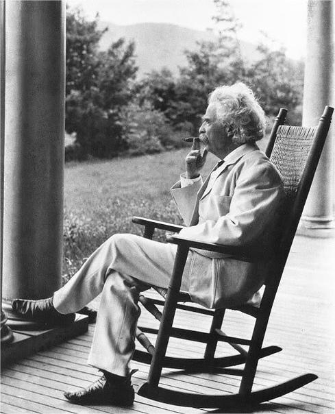 Советы от Марка Твена. Известный писатель Марк Твен был не менее известным юмористом и шутником. Его сатирический ум и замечательное чувство юмора помогали ему справляться с любыми проблемами и