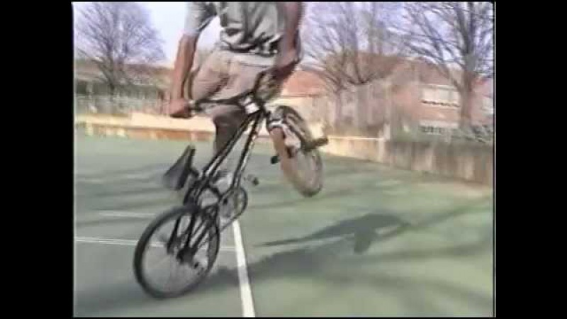 Jesse Puente Edgar Plascencia - WHEELIES, Mark Eaton, 1994