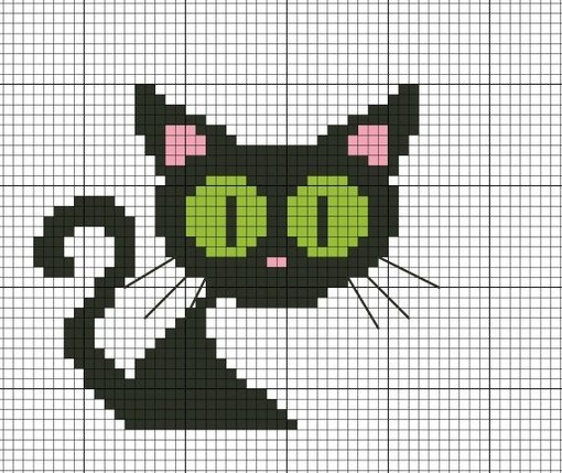 Копатель онлайн схемы. Кот