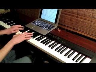 Toki o Kakeru Shoujo - Kawaranai Mono- Piano